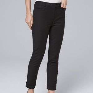 WHBM | Slim Cropped Pant | size 2R